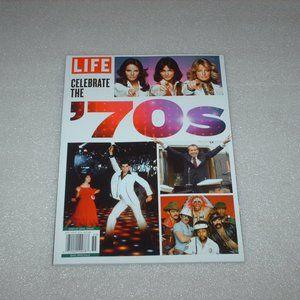 Life Magazine Celebrates The 70s magazine